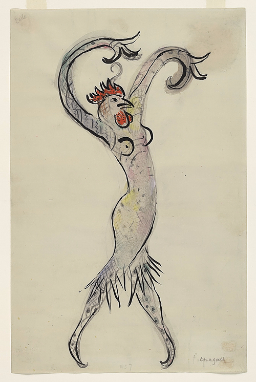 rooster-chagall