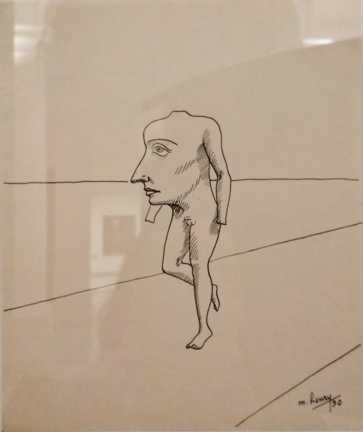 Maurice Henry - Horečnatý cestovatel 1930