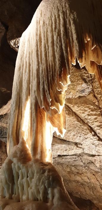Anděl, Punkevní jeskyně