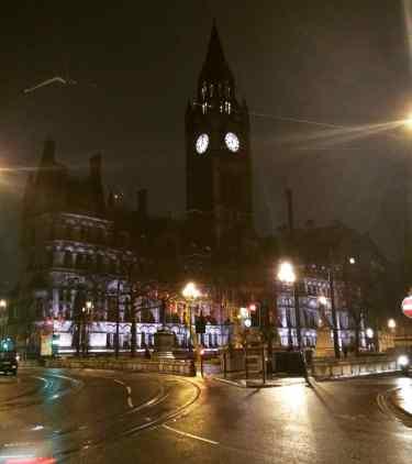 Manchester večer