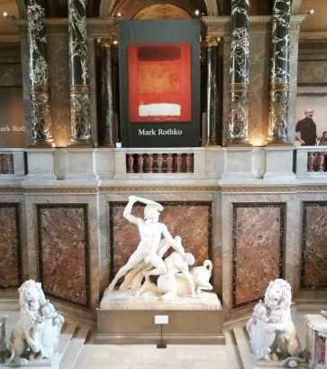 Mark Rothko v Kunsthistorisches Museum