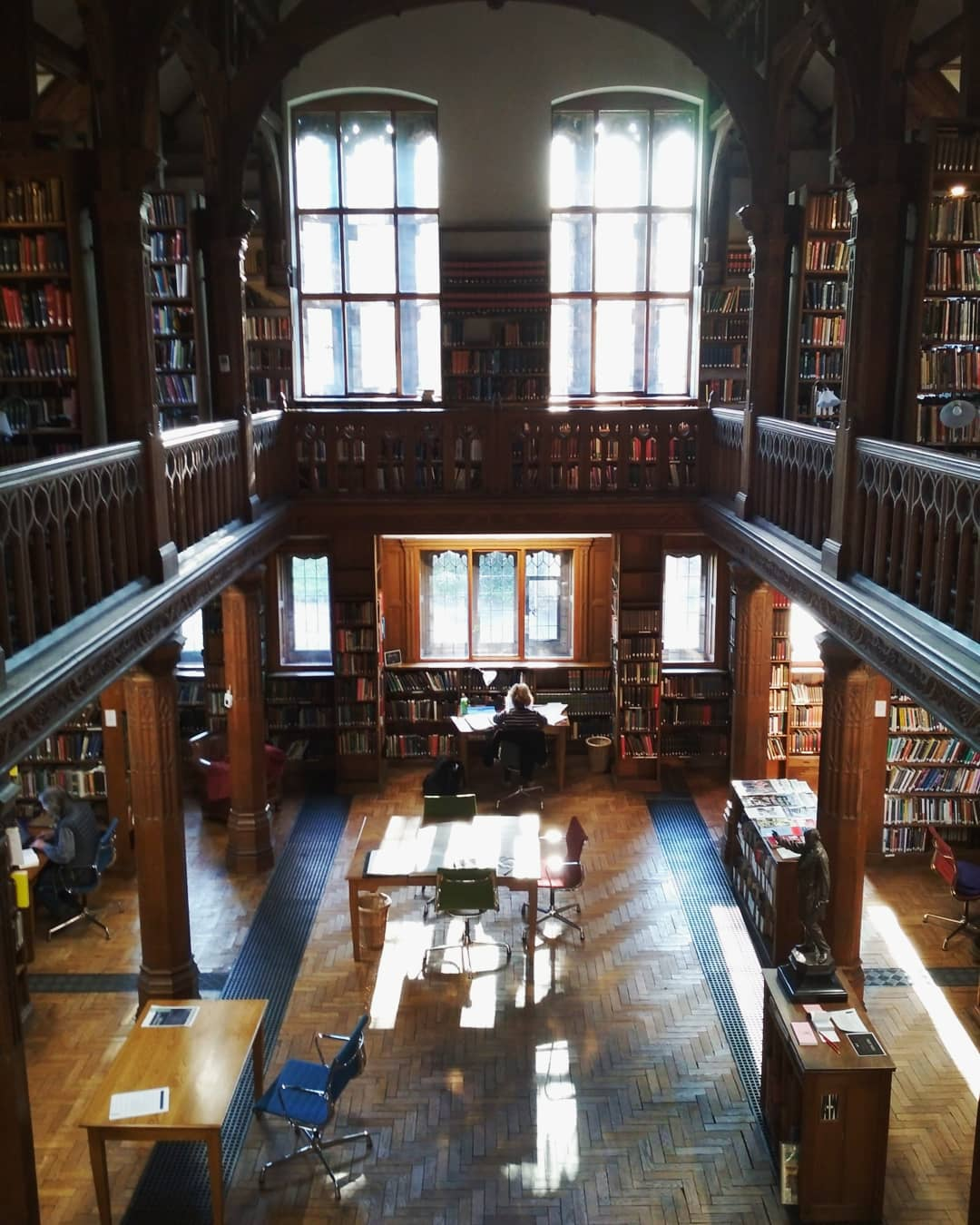 Gladstone's Library - Theological Room